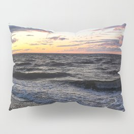 Waves of good intentions Pillow Sham