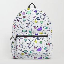 Fishy Love Backpack