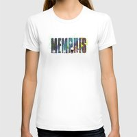 memphis T-shirts featuring Memphis by Tonya Doughty