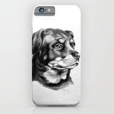 Rottweiler Devotion iPhone 6s Slim Case