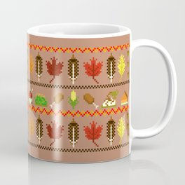Ugly Thanksgiving Sweater Coffee Mug