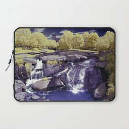Falls Park on the Reedy in Greenville, South Carolina, A beautiful park space. Laptop Sleeve