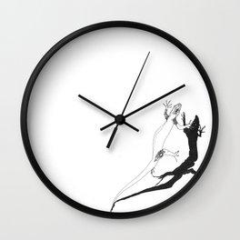 esc Wall Clock