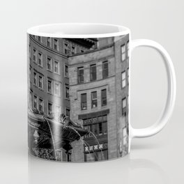 A Gleam of Sunshine - Boston Common Fountain Coffee Mug