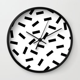 As Simple As That Wall Clock