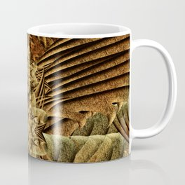 Gateway of the Ancients Temple Coffee Mug