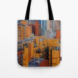 Urbanization No.1 Tote Bag
