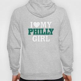 I Love My Philly Girl Hoody