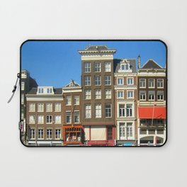 Line Up in Amsterdam. Laptop Sleeve