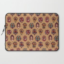 All Those Bright and Shining Companions Laptop Sleeve