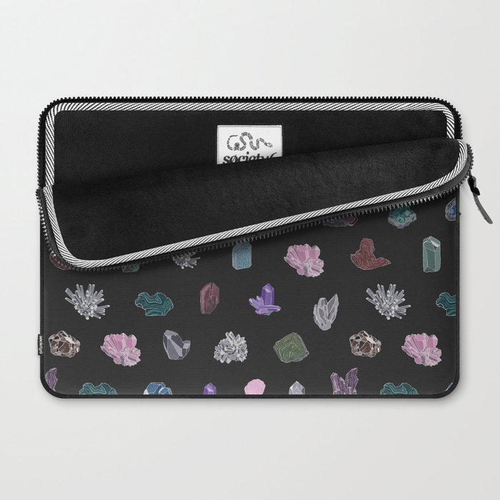 Minerals A-Z Laptop Sleeve