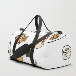 Popular Japanese Food Duffle Bag
