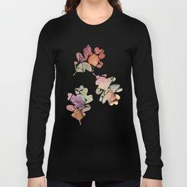 colorful wood Long Sleeve T-shirt