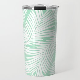 Areca Palm minimal tropical house plants minimalism art print zen chill decor Travel Mug