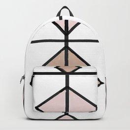 White Diamonds Backpack