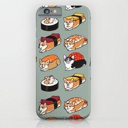 Sushi  Corgi iPhone Case
