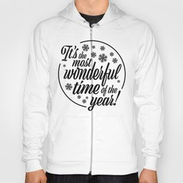 It's the Most Wonderful Time Hoody