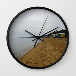 Mt. Martha Shoreline Wall Clock