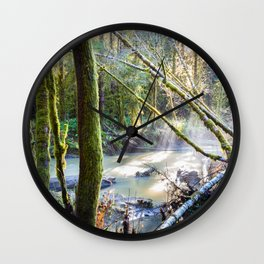 South Fork Wall Clock