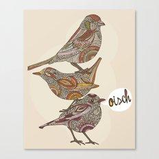 Oisch! Canvas Print