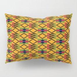 African kente pattern 6 Pillow Sham
