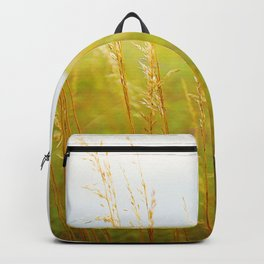 Field At Blue Ridge Backpack