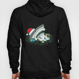 The Santa Shark Hoody