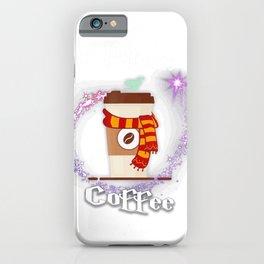 My Patronus is Coffee tshirt iPhone Case