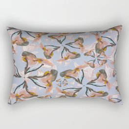 Petal Windmill Rectangular Pillow