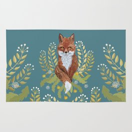 Fox Brown Rug
