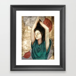 """""""Anabelle Dust"""" by carographic Framed Art Print"""