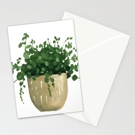 House Plant IV Stationery Cards