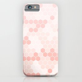 Honeycomb iPhone Case