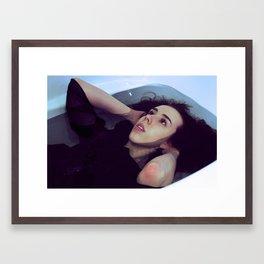 Stay Afloat  Framed Art Print