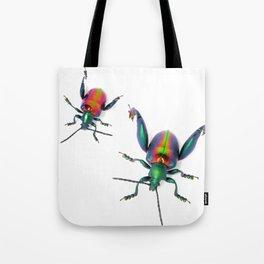 Frog-legged Pair Tote Bag