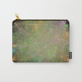 Crzy Circle Carry-All Pouch