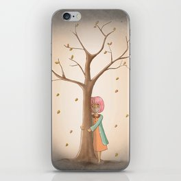 My Last Tree iPhone Skin