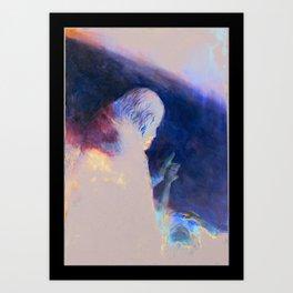 Jairus' Daughter Art Print