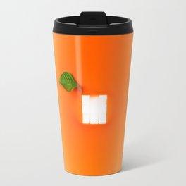 Orange out of the box Travel Mug