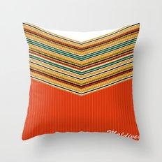 libaas Throw Pillow