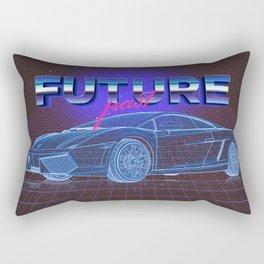 FUTURE past Rectangular Pillow