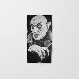 Nosferatu Hand & Bath Towel
