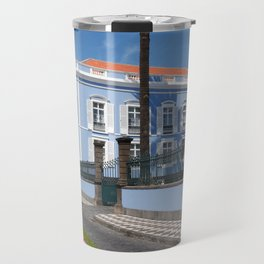 Palace in Azores Travel Mug