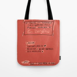 Tote for Emily Tote Bag