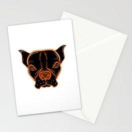 Pug Dog Stationery Cards