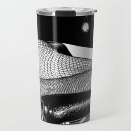 asc 921 - La suspension (Call it shock mount) Travel Mug