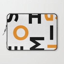 Don't Copy Laptop Sleeve