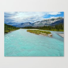 the great outdoors Canvas Print