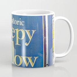 Sleepy Hollow Town Sign Coffee Mug