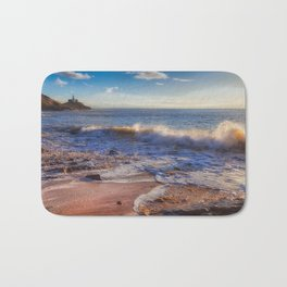 Bracelet Bay Surf Bath Mat